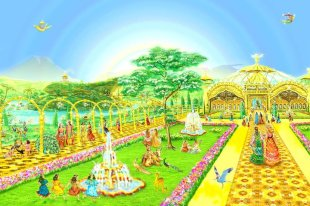 life of shri krishna in 2036 golden age