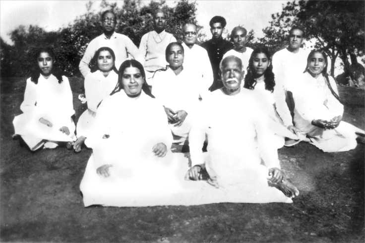 Baba Mama Tapasya in Madhuban