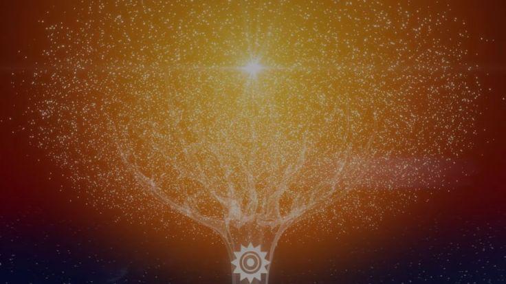 Eternal Form of Soul - Paramdham Tree