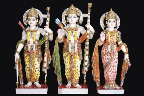 Ram Seeta form of worship