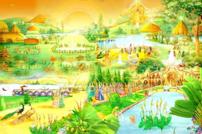 First Glance of Golden Age - Satyug - Heaven - New World