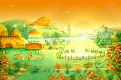 A Good Morning in Heaven - Glance of Golden Age - Satyug - New World -BK