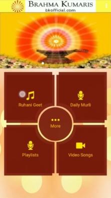 BK songs app - Brahma Kumaris