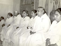 Brahma Kumaris old photos history