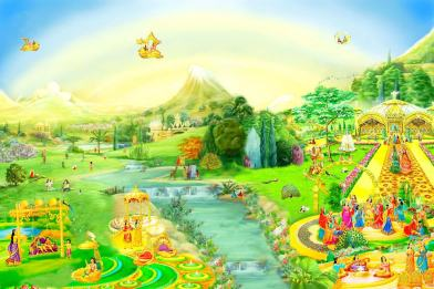 Goden Age - Satyug - Heaven - New World l Brahma Kumaris