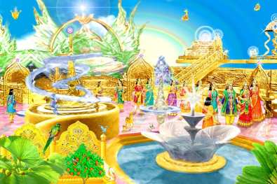 7 Glance of Golden Age - Satyug - Heaven - New World -BK