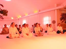 RajYoga meditation - BK centre
