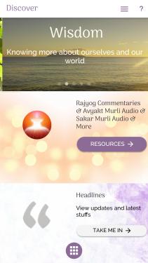 Brahma Kumaris app - BK Assistant