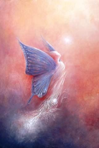Angel and God - Highest Relationship