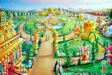 Houses in Heaven -a Glance of Golden Age - Satyug - Heaven - New World - BK
