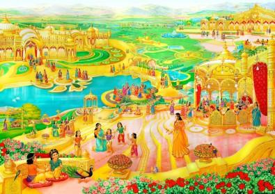 Perfect World - a Glance of Golden Age - Satyug - Heaven - New World -BK